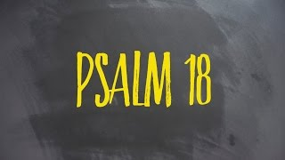 PLASTER MIODU Psalm 18 Jedyna odpowiedź