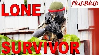LONE SURVIVOR Airsoft Gameplay with Commentary