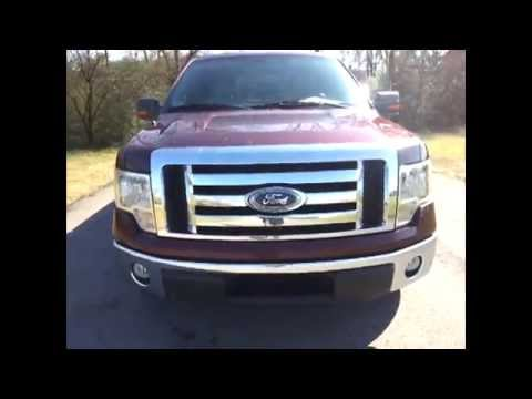 sold.2010 F0RD F-150 SUPERCAB XLT 4X2 ONE OWNER 4.6 V-8 CORPORATE OWNED CALL 888-653-8056
