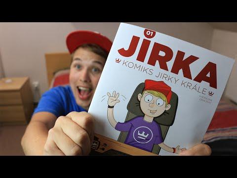 Jirka - Mám vlastní komiks!