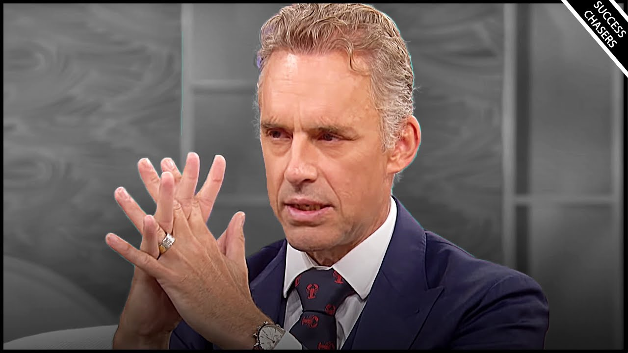 """""""LIFE IS SUFFERING"""" (but you have the power to transcend it) - Jordan Peterson Motivation"""