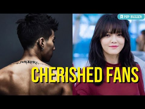 Kpop Idols Who Got Tattoos Related To Their Official Fan Club Name