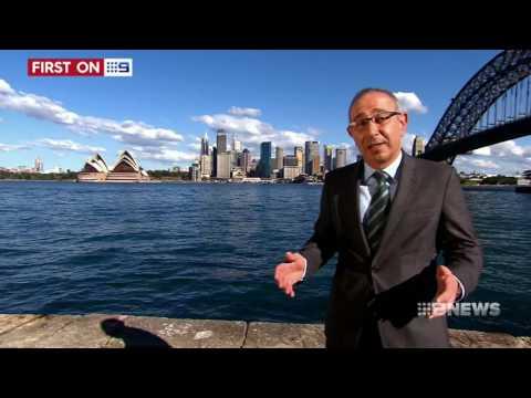 Sydney Metro reveals Sydney Harbour's secrets