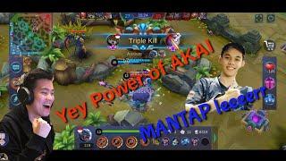Pro Player EVOS OURA, EMPEROR, EVOS KOLIA Ngetrol Pake hero Tank Semua (pro player mah bebas )