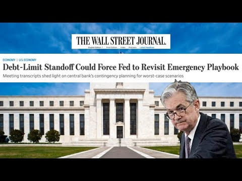 Debt Limit Standoff Could Force Fed to Revisit Emergency Playbook