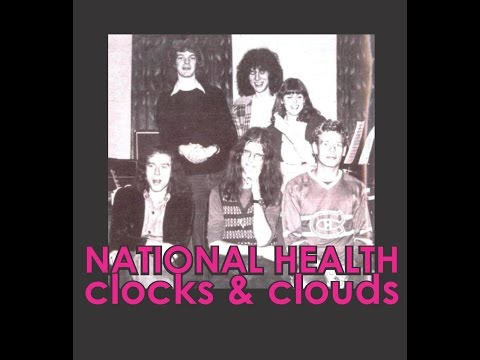 "National Health ""Clocks & Clouds"" 1996"