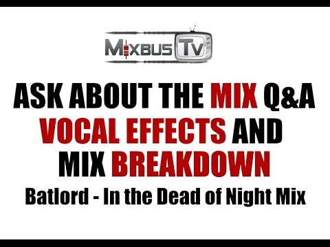 creepy stereo vocal effects and easy start mix setup q a youtube. Black Bedroom Furniture Sets. Home Design Ideas