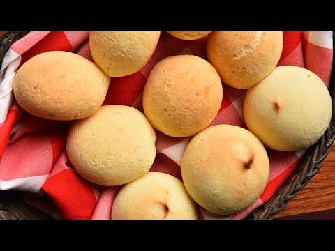 PAN DE BONO/ EL MEJOR PAN DE BONO/ CHEF JUAN RODRÍGUEZ
