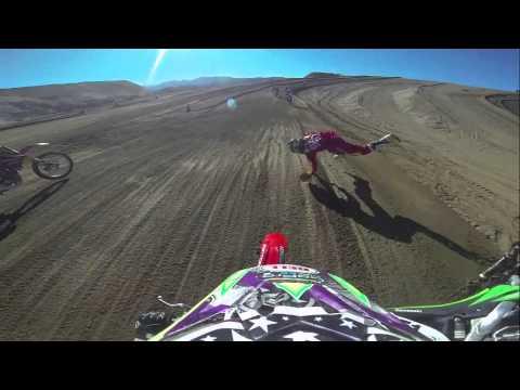 GoPro Motocross Crash Compilation