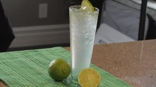 How To Make Mexican Limeade : Latin Cuisine