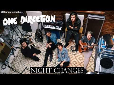 Слушать песню One Direction - Night Changes (Piano Instrumental)