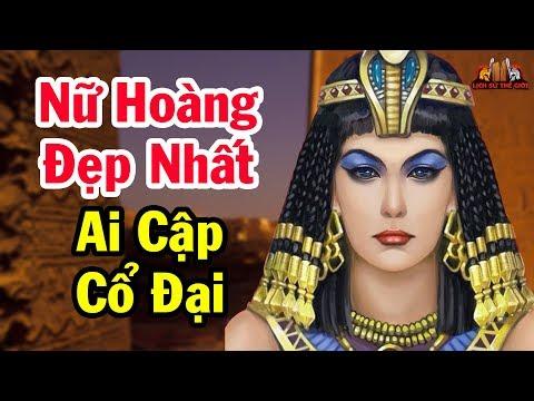 Sau 2000 Năm Nữ Hoàng Đẹp Nhất Ai Cập đã được tìm ra