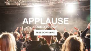 Applause Woah - Sound Effect - Free Download