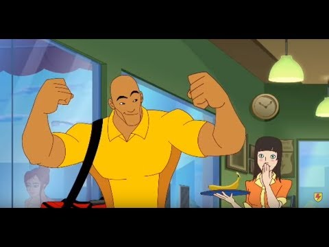 Supa Strikas - Season 2 - Ep 24 - Big Bo, To Go! - Soccer Adventure Series