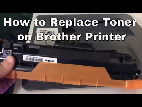 how-to-replace-toner-on-brother-printer---hl-l3210cw-#brotherprinter-#hl-l3210cw