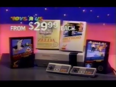 December 14, 1987 mega commercial break