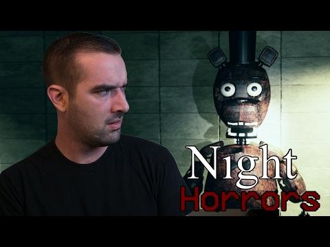 THE FAZBEAR MUSEUM?? - Night Horrors Ending