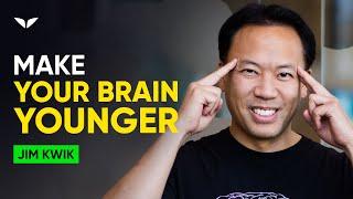 How To Develop An Ageless Brain | Jim Kwik