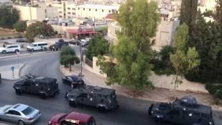 أنباء عن إطلاق نار في محيط السفارة الإسرائيلية في عمان