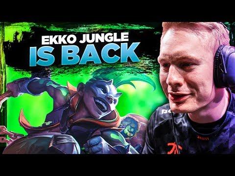 Broxah   Ekko Jungle: EKKO JUNGLE IS BACK