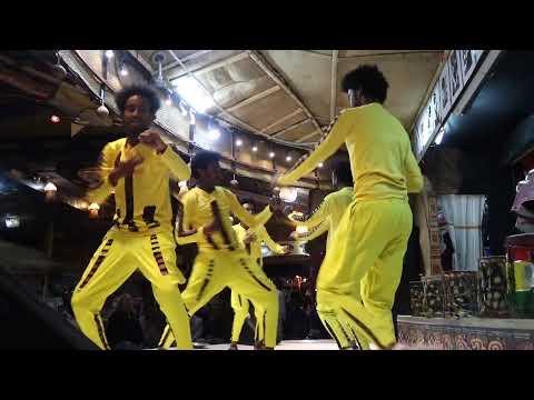 Yod Abyssinia Cultural Restaurant- Dancing in Ethiopia