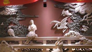 松山市の道後温泉に、飛鳥時代の建築様式を取り入れた「道後温泉別館 飛...