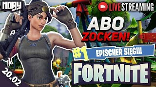 Fortnite Live English/ Abozocken Finally Season X Battle Pass #Verlosung !! now!!