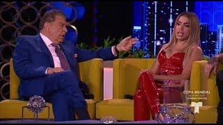 Baixar Anitta revela novia de J Balvin LEGENDADO| Don Francisco Te Invita