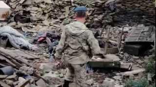 Донбасс, война 2015