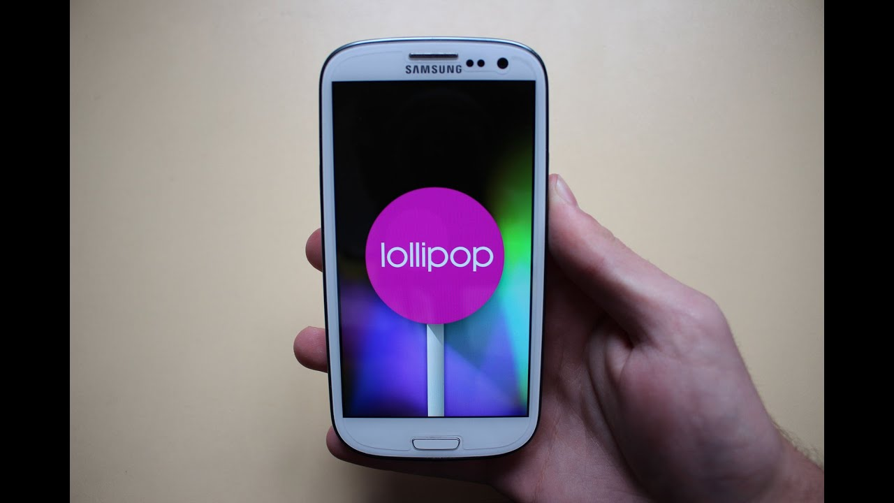 Samsung Galaxy S3 Android 5 0 Lollipop Rom Youtube