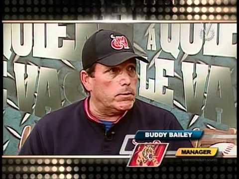Entrevista Buddy Bailey - Manager de los Tigres de Aragua