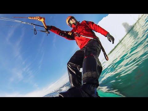 GoPro: Kitesurfing Icebergs in Greenland