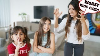 7 Funny Pranks to Make fun of  Your Babysitter GONE TOO FAR!