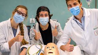 DIVENTO MEDICO 👨⚕️ Imbucato in Humanitas University