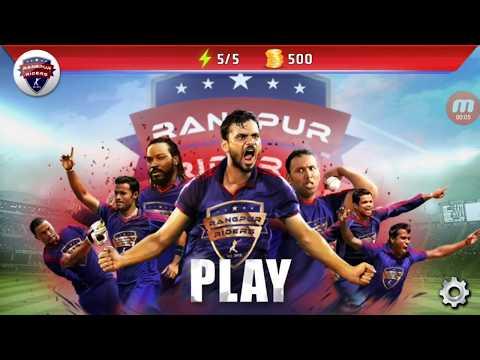 Rangpur Riders Star Cricket - by Nazara Games   Android Gameplay   thumbnail