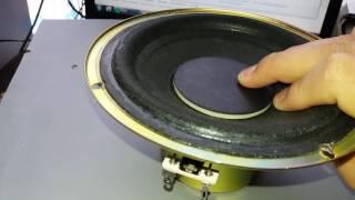 subwoofer lg bass test y reparación