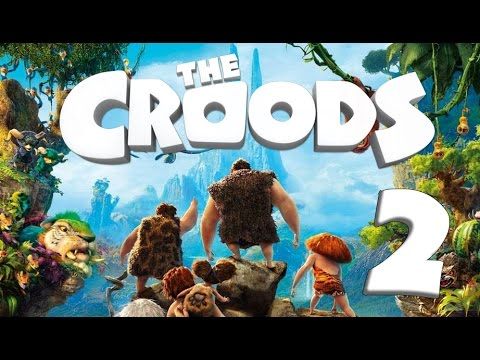 The Croods: Prehistoric Party (WiiU, Wii)...