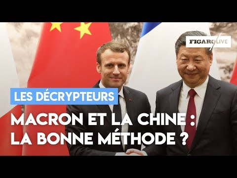Est-ce que Macron agit bien avec la Chine ?