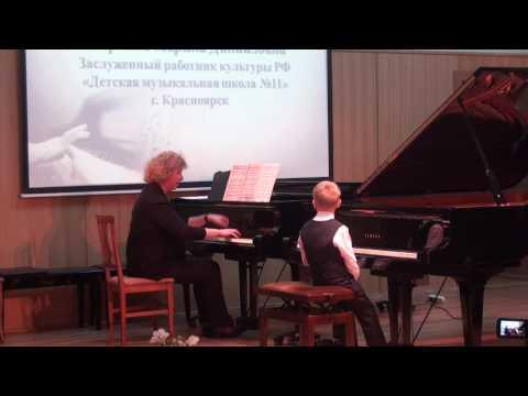 12.04.2017 Mira Marchenko's Master classes at the Krasnoyarsk State Institute of Arts