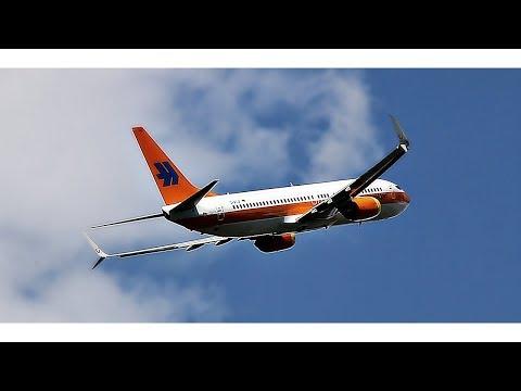 ▶ ROCKET CLIMB & early TURN - TUIfly (Hapag-Lloyd) 737 out of Innsbruck