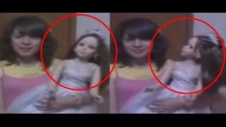 Top 5 Videos De Muñecos Aterradores Que No Tienen Explicación