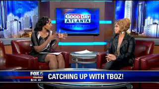 T-Boz talks about life after TLC