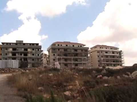 Territorial Domination in the West Bank