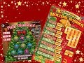 Day 2! 12 Days of Christmas vs Millionaire Book Scratcher!