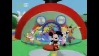 Mickey Mouse Clubhouse HOT DOG Song in Greek