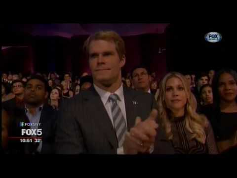 Fox 5 - Eli Manning Co-Walter Payton Man of the Year