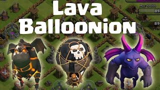 LAVA BALLOONION! Angriffsstrategie || CLASH OF CLANS || Let's Play COC [Deutsch/German HD]