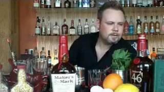 Grain Report: Maker&#39s Mark Ambassador Matt Jones introduces bourbon