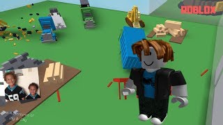 ROBLOX Destruction Simulator With JAY