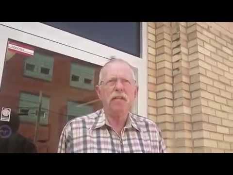 CEO Larry Gross duces Backyard Buddy